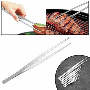 Long Handel  Food Tweezers - Food Stylists Corner