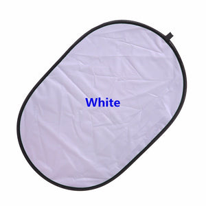 90x120CM 5 IN 1 Oval Reflector - Food Stylists Corner