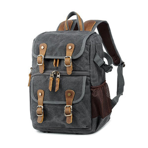Pro Vintage DSLR Backpack - Food Stylists Corner