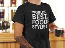 Load image into Gallery viewer, WBFS Short Sleeve Tee - Food Stylists Corner