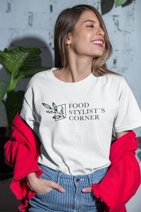 Food Stylists Corner Tee - Food Stylists Corner