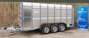 Entry to the Ifor Williams Trailer Competition