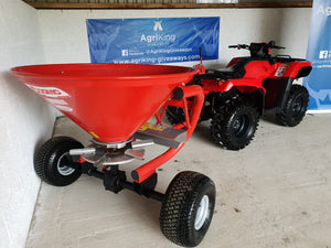 Entry to the Honda Foreman Quad Competition
