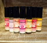 Oils From India 5ml Bottle ~ Assorted Fragrances