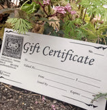Eyes Of The World Imports Gift Certificate