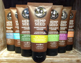 Hemp Seed Hand & Body Lotion 7oz ~ Assorted Fragrances