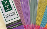 Herb & Earth Less Smoke Incense ~ Assorted Scents