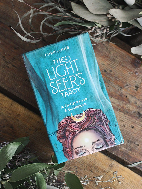 Light Seer's Tarot Deck ~ By Chris-Anne