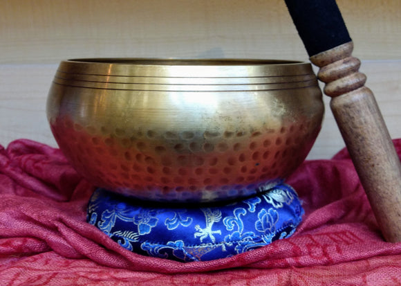 Tibetan Singing Bowl Set ~ 3pcs