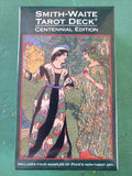 Smith-Waite Tarot Deck ~ Centennial Edition