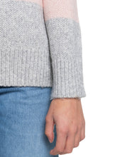 Load image into Gallery viewer, Roxy Silent Storm Striped Knit Jumper