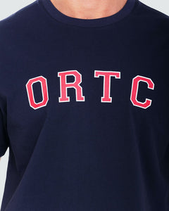 ORTC College T Shirt Red Logo