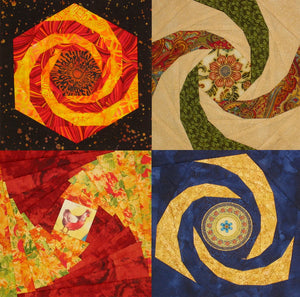 Spirals 101: Learn the 4 Spirals (Saturday, May 1 and 8) RM38