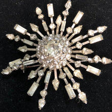 Load image into Gallery viewer, Vintage Rhinestone Brooches (3)