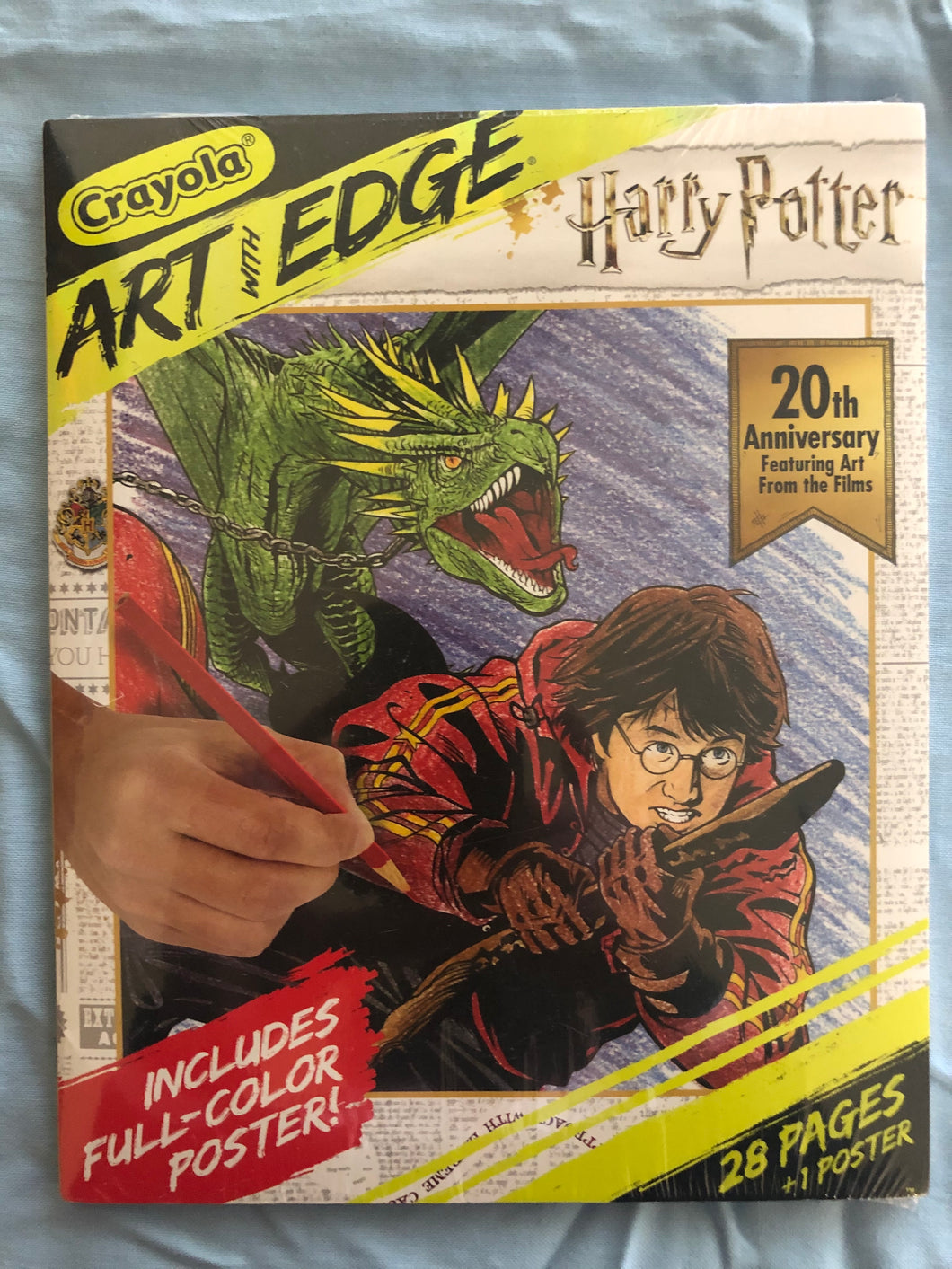 Art with Edge - Harry Potter