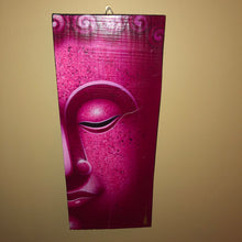 Load image into Gallery viewer, Two Pieces of Buddha Wall Art