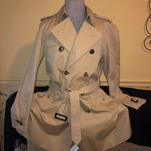 Load image into Gallery viewer, Burberry Mid-length Trenchcoat - 54 (Men's Large)