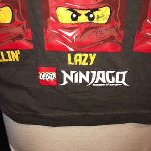 LegoLand Ninja Express Kids Graphic T-shirt - Large