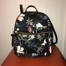 Load image into Gallery viewer, Kate Spade Nylon Botanical Floral Small Backpack