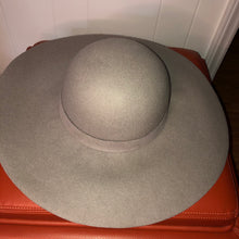 Load image into Gallery viewer, Nine West Wide Brimmed Wool Hat
