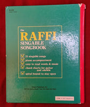 Load image into Gallery viewer, The Raffi Singable Songbook