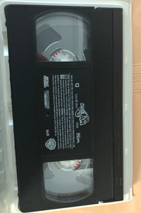 Space Jam (1996) on VHS with Commemorative Coin