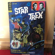 Load image into Gallery viewer, Metal Star Trek Comic Book Cover Replicas (4)