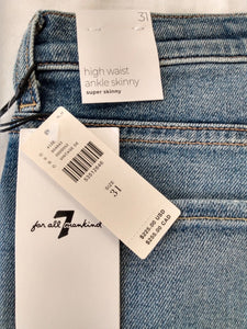 "7 For All Mankind ""Luke Vintage"" Jeans - NEW - size 31"