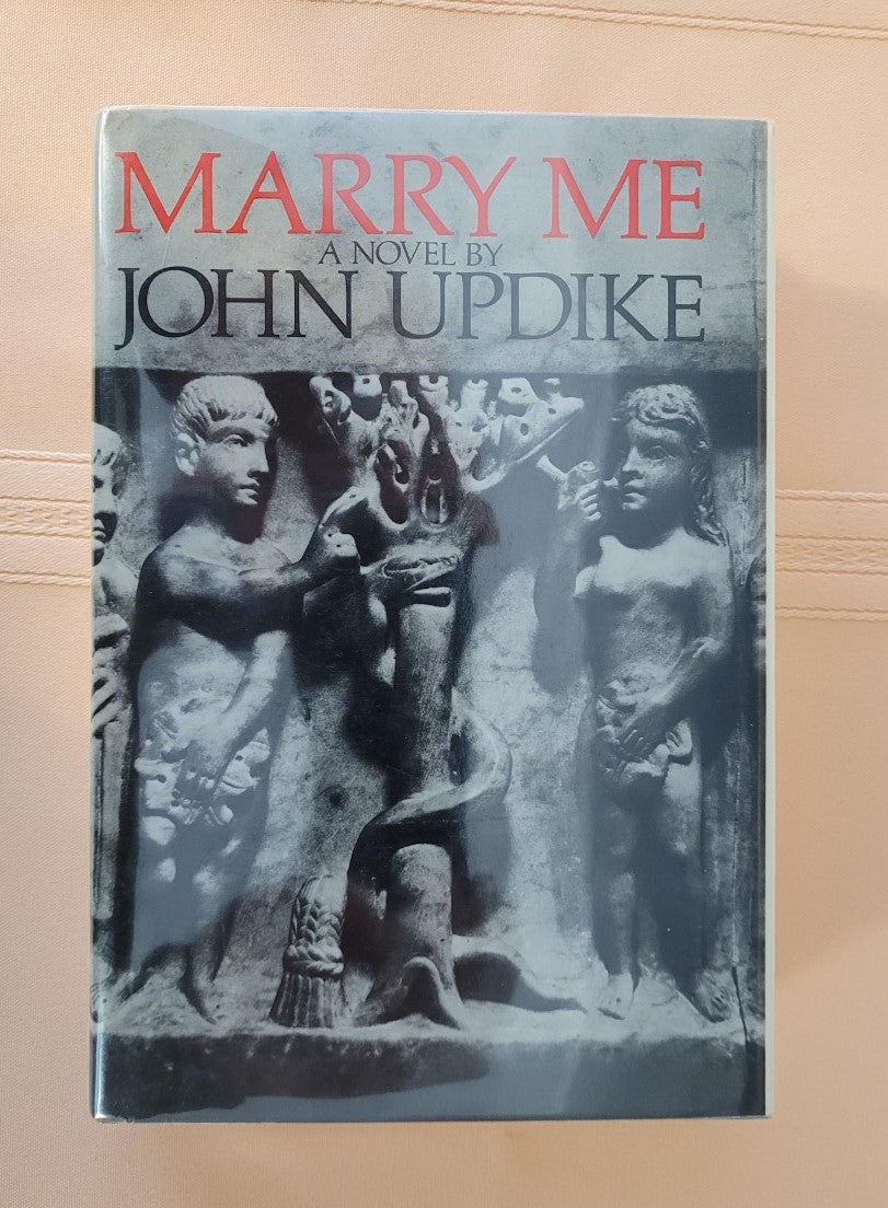 Marry Me by John Updike (Signed Copy)