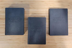 Star Wars Legacy Books 1, 2, and 3
