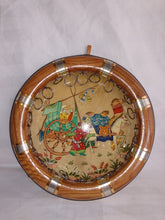Load image into Gallery viewer, DOIRA UZBEK HAND DRUM - Painted and Signed