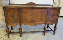 Load image into Gallery viewer, Walnut Buffet/Sideboard