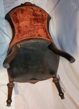 Load image into Gallery viewer, Late 19th Century Walnut Victorian Eastlake Side Chair