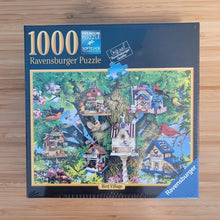 Load image into Gallery viewer, Bird Village - 1000 Piece Ravensburger Puzzle