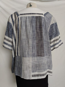 J-JILL Pull Over Blouse - Preowned