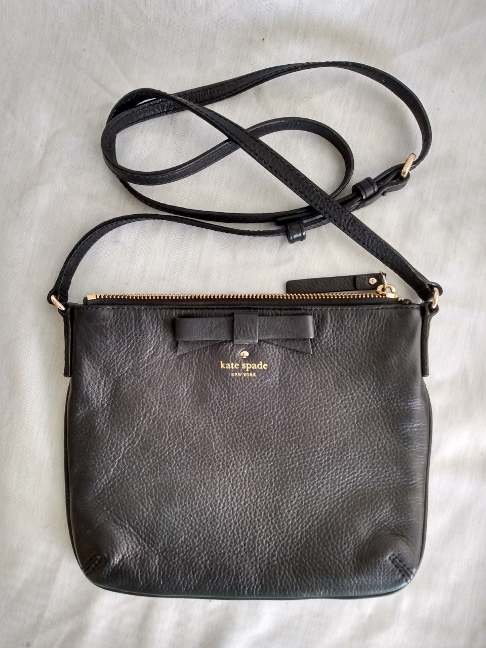 Kate Spade Small Leather Crossbody Bag