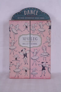 "Maileg Ballet School- Discontinued ""Ballerina Kitty"" Included- Vintage"