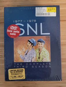 Saturday Night Live: Season 3 (1997-1978) (Original Factory Packaging)