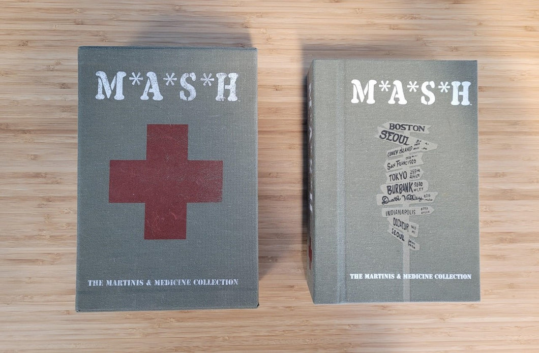 M*A*S*H DVD Box Set - Martinis and Medicine Complete Collection