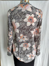Load image into Gallery viewer, Nordstrom Frenchi Long Sleeve Button Down Top - XS - NEW