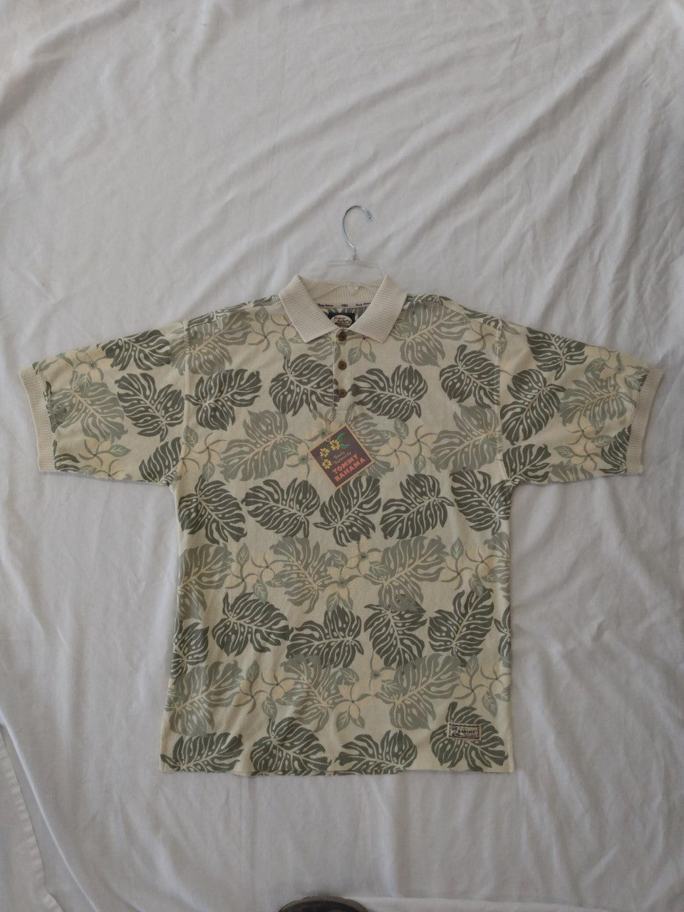 Tommy Bahama Wonder Woods Polo - New!