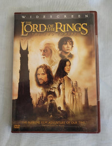 The Lord of the Rings: The Two Towers (Widescreen) DVD - New!