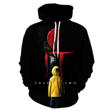 Load image into Gallery viewer, Men Hoodies Sweatshirts 3D Printed Funny Hip HOP Hoodies Novelty Streetwear Hooded Autumn Jackets World Map Tracksuits Notes