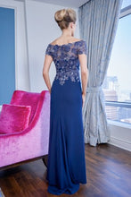 Load image into Gallery viewer, Jade Couture K228005 Embroidered Lace Gown