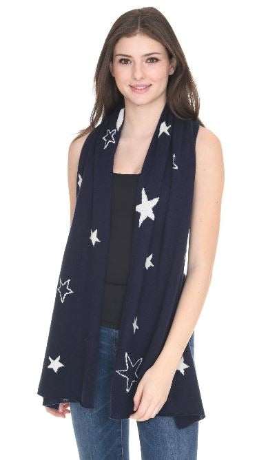 Star Cashmere Travel Wrap