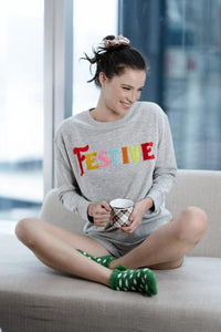 Festive Holiday Sweatshirt