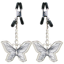 Load image into Gallery viewer, Butterfly nipple clamps