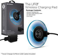 HyperGear UFO Qi Wireless Charging Pad - Computer Center