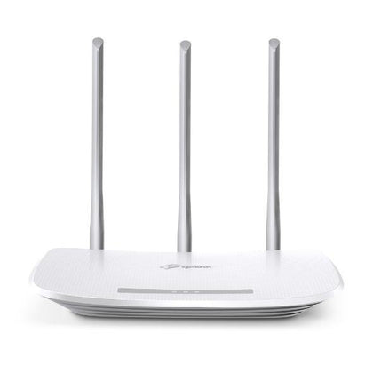 TPLink Wireless Router 300Mbps With 3 Antennas WR845N - Computer Center