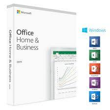 Microsoft Office 2019 Home and Business - Computer Center